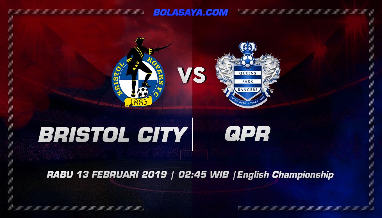 Prediksi Taruhan Bola Bristol City vs QPR 13 Februari 2019