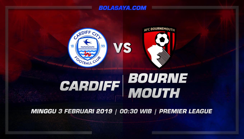 Prediksi Taruhan Bola Cardiff vs Bournemouth 3 Februari 2019