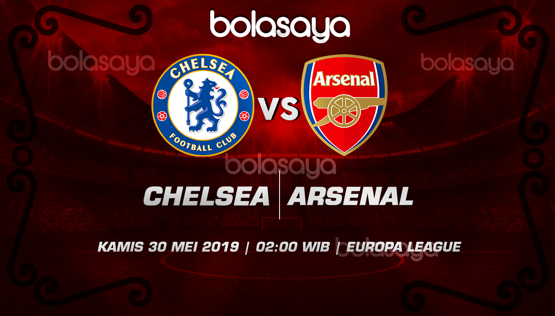 Prediksi Taruhan Bola Chelsea vs Arsenal 30 Mei 2019