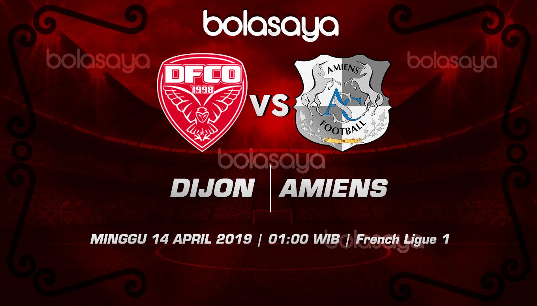 Prediksi Taruhan Bola Dijon vs Amiens 14 April 2019
