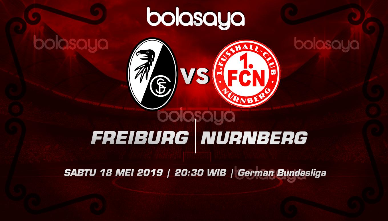 Prediksi Taruhan Bola Freiburg vs Nunberg 18 Mei 2019