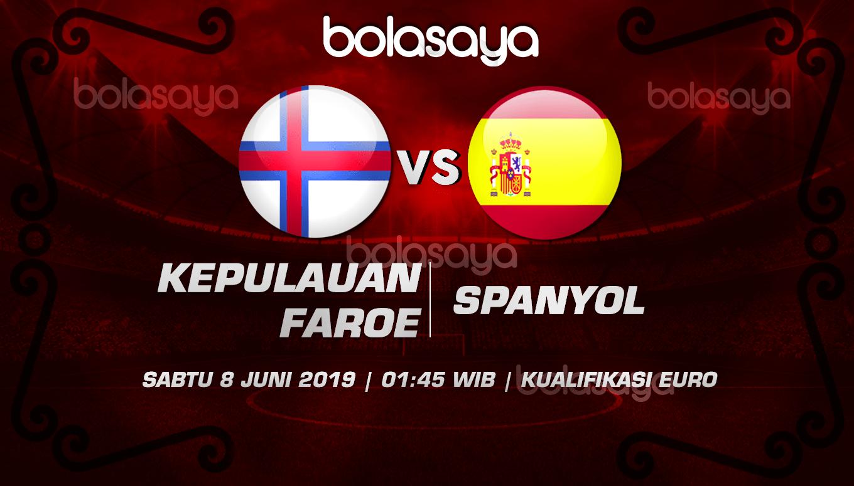 Prediksi Taruhan Bola Kepulauan vs Spanyol 8 Juni 2019