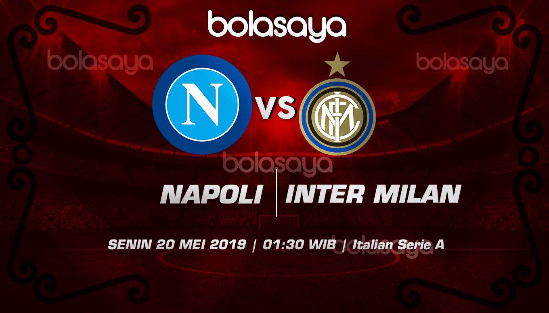 Prediksi Taruhan Bola Napoli vs Inter 20 Mei 2019