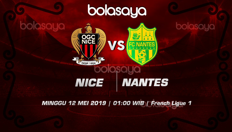 Prediksi Taruhan Bola Nice Vs Nantes 12 Mei 2019
