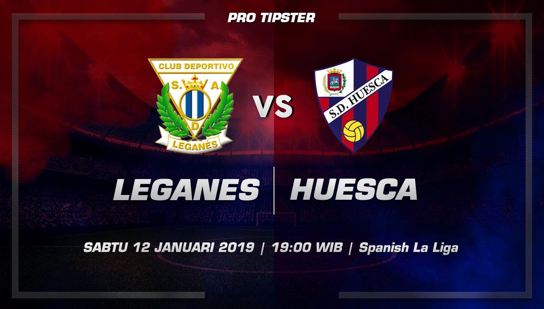 Prediksi Taruhan Bola Leganes vs Huesca 12 Januari 2019