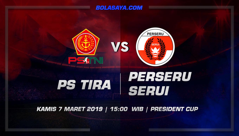 Prediksi Taruhan Bola PS Tira vs Perseru Serui 7 Maret 2019