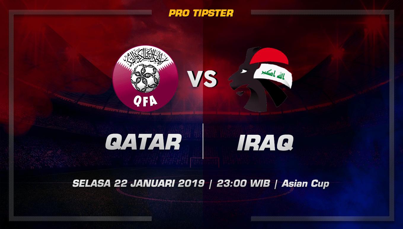 Prediksi Taruhan Bola Qatar Vs Iraq 22 Januari 2019