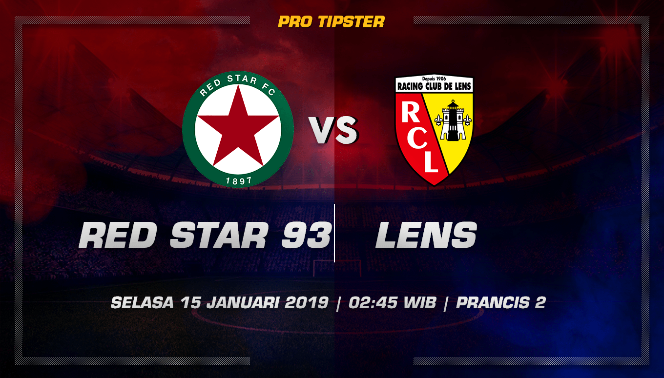 Prediksi Taruhan Bola Red Star 93 vs Lens 15 Januari 2019