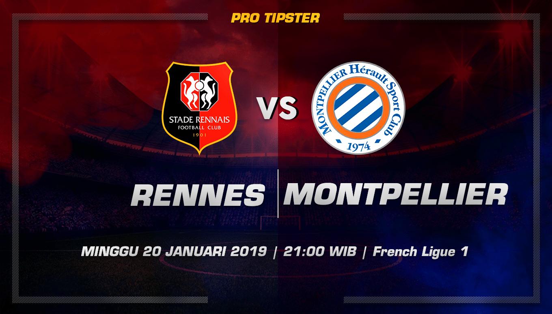 Prediksi Taruhan Bola Rennes Vs Montpellier 20 Januari 2019