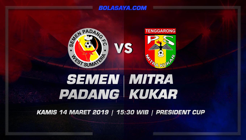 Prediksi Taruhan Bola Semen Padang vs Mitra Kukar 14 Maret 2019