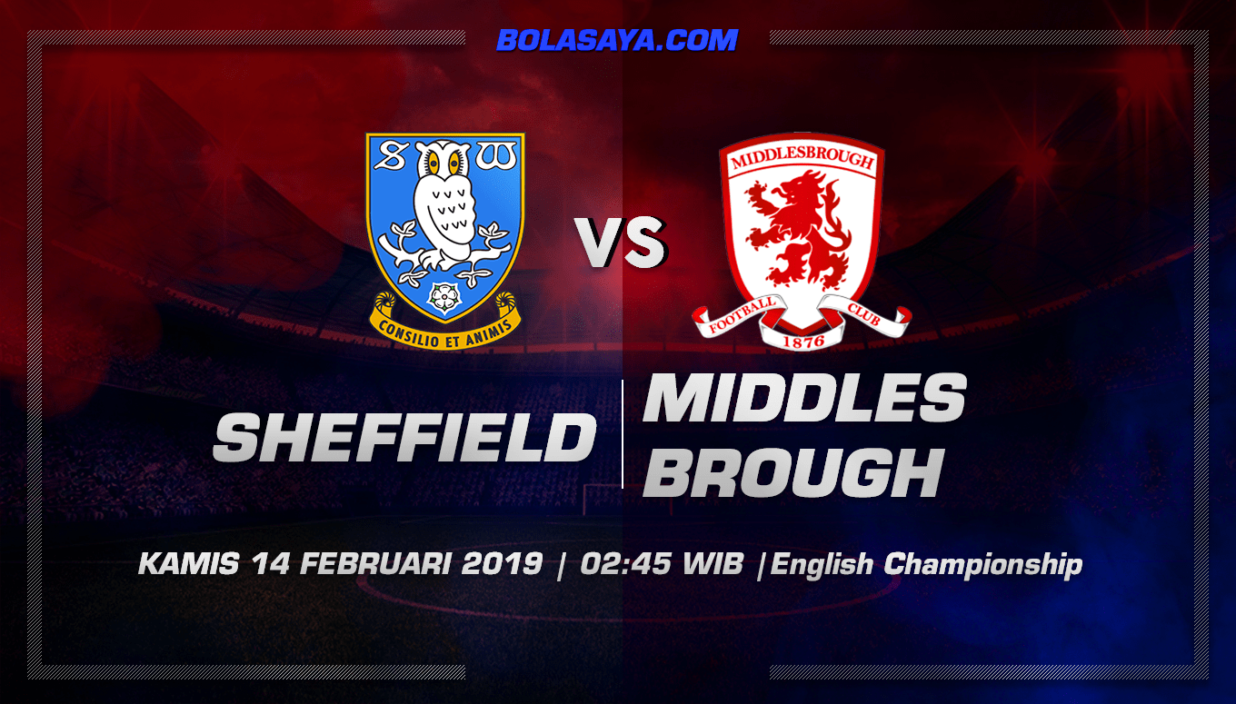 Prediksi Taruhan Bola Sheffield Utd vs Middlesbrough 14 Februari 2019