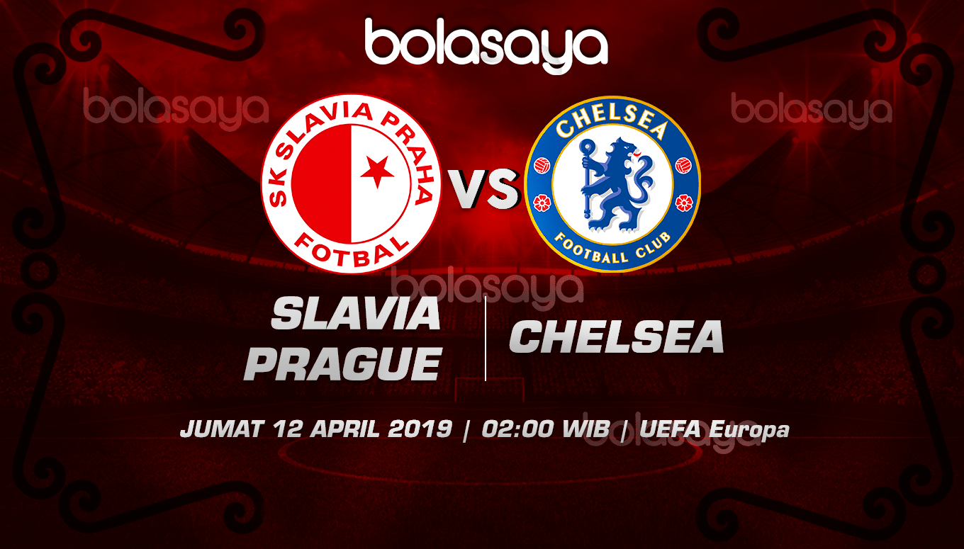 Prediksi Taruhan Bola Slavia Prague vs Chelsea 12 April 2019