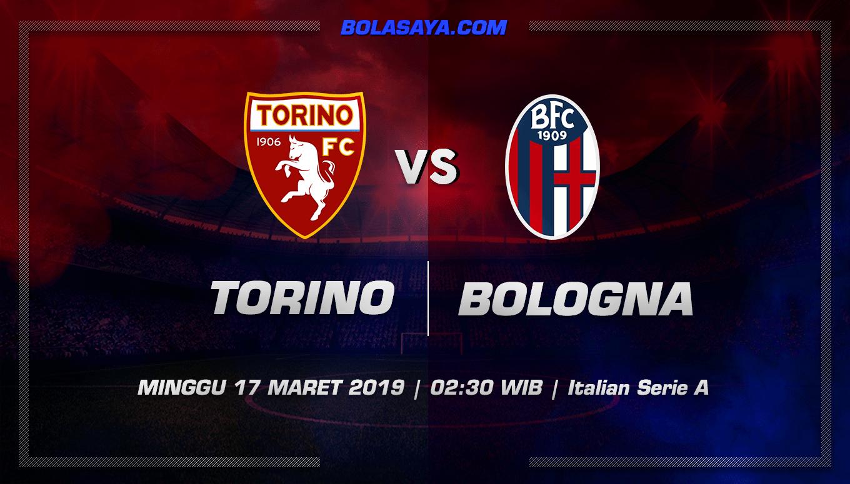 Prediksi Taruhan Bola Torino vs Bologna 17 Maret 2019
