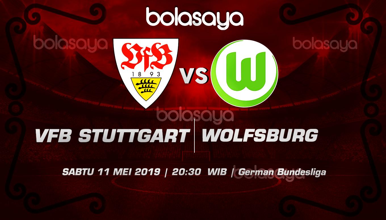 Prediksi Taruhan Bola VfB Stuttgart vs Wolfsburg 11 Mei 2019