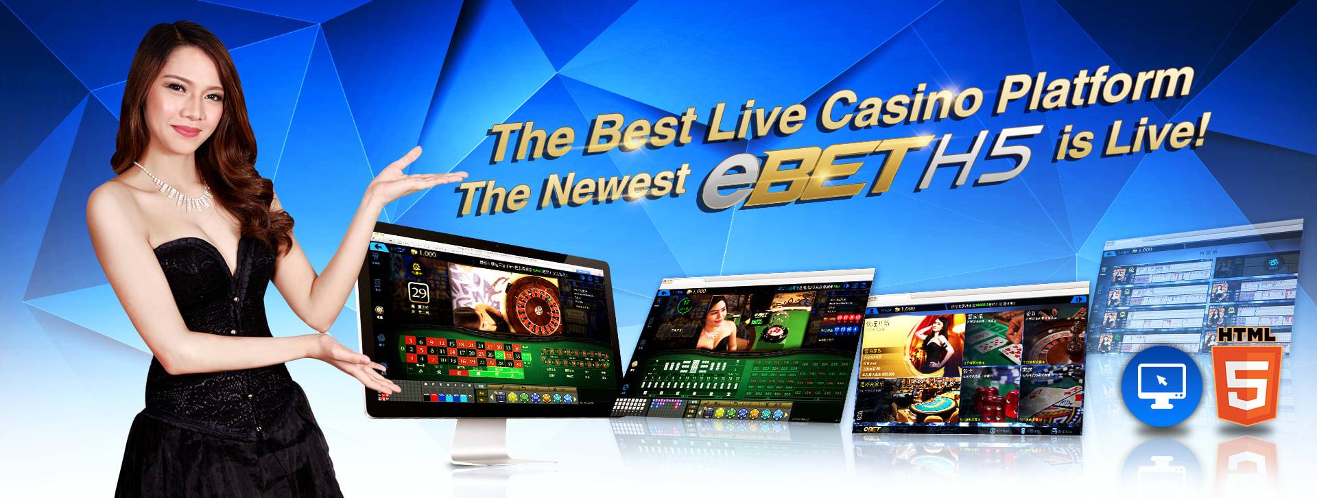 Permainan Ebet Live Casino