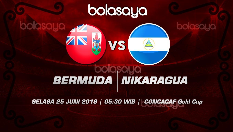 Prediksi Taruhan Bola Bermuda vs Nicaragua Selasa 25 Juni 2019