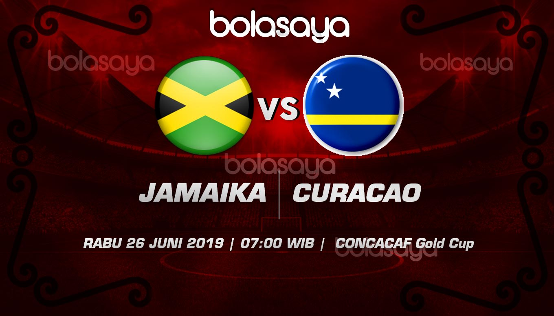Prediksi Taruhan Bola Jamaica vs Curacao Rabu 26 Juni 2019