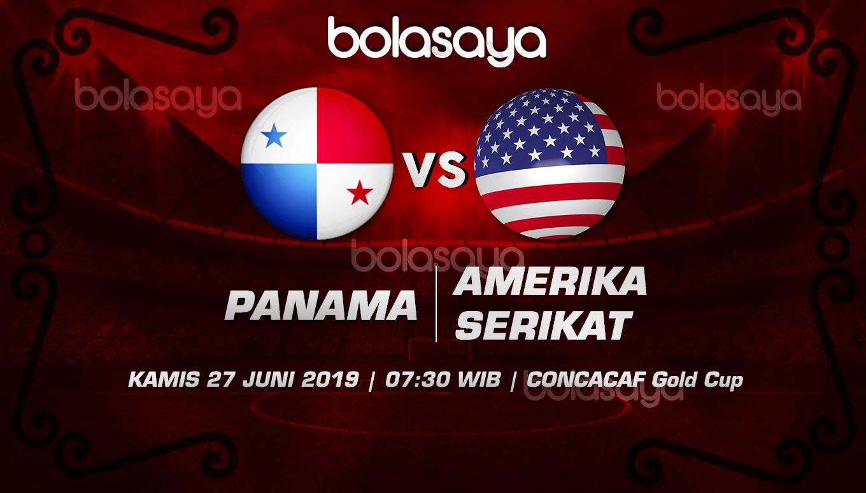 Prediksi Taruhan Bola Panama vs USA Kamis 27 Juni 2019