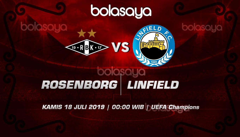 Prediksi Taruhan Bola Rosenborg BK vs Linfield 18 Juli 2019