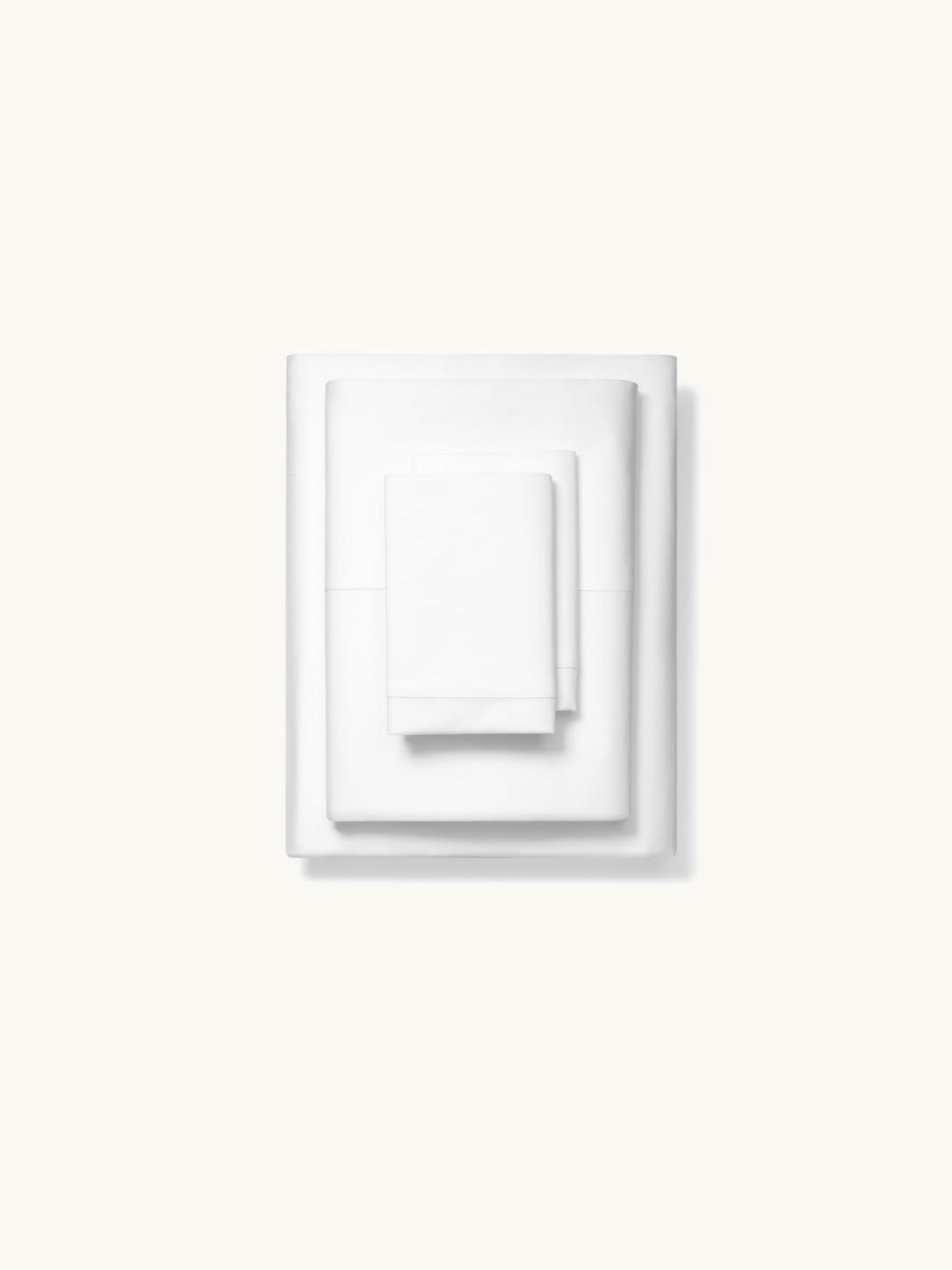 Percale Hemmed Sheet Set | Boll & Branch