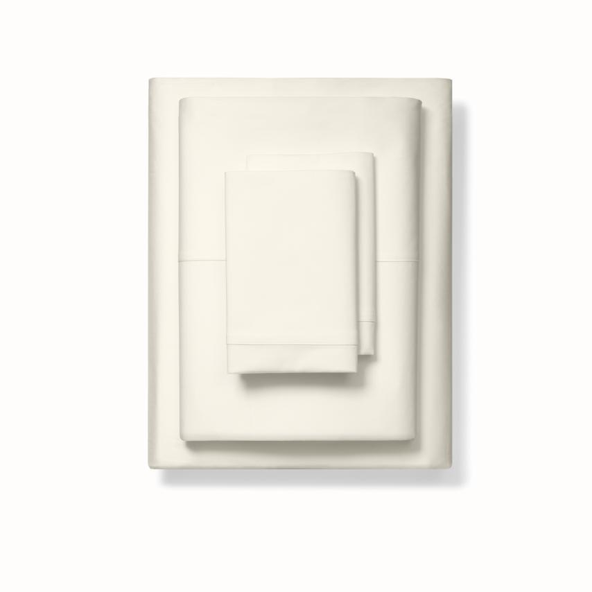 Classic Hemmed Sheet Set ivory variant image