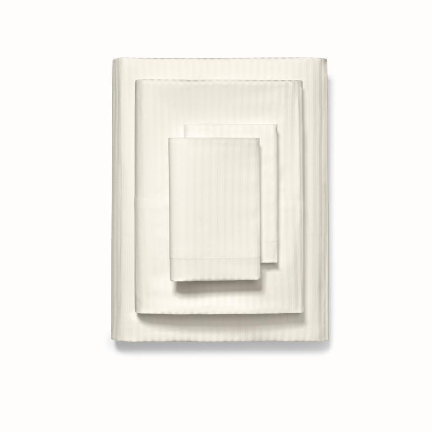Striped Sheet Set ivory striped variant image