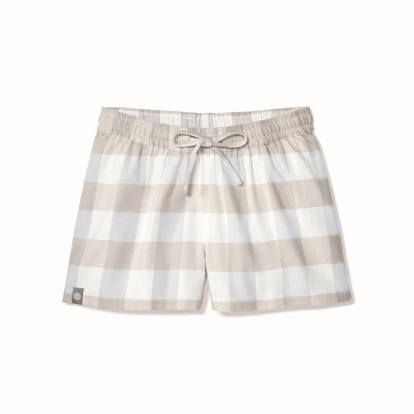 Women's Flannel Pajama Shorts collection image