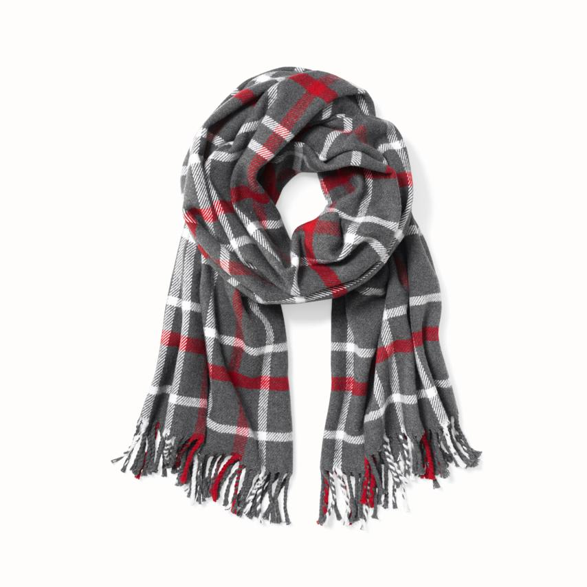 Plaid Blanket Scarf collection image