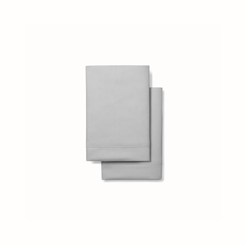 Classic Hemmed Pillowcase Set pewter variant image