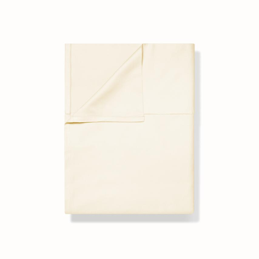 Classic Hemmed Flat Sheet ivory variant image