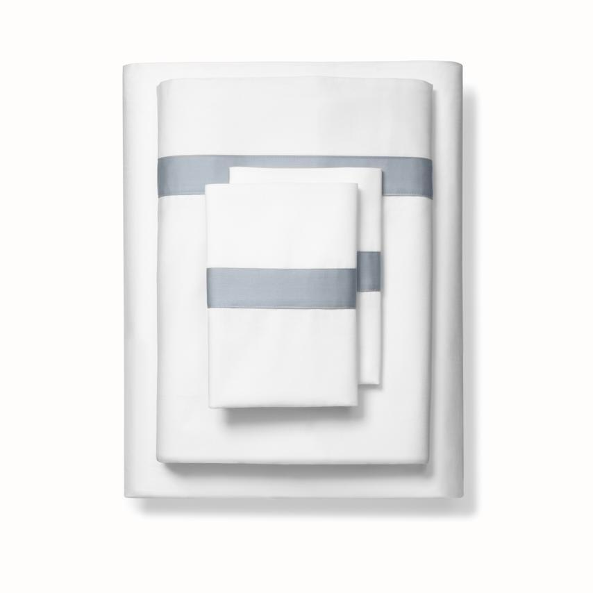 Banded Sheet Set white/shore variant image