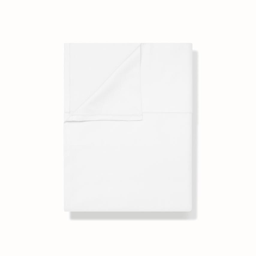 Classic Hemmed Flat Sheet white variant image