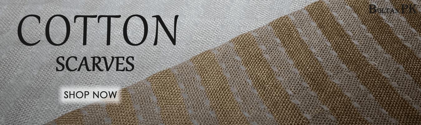 Cotton Scarves boltan.pk