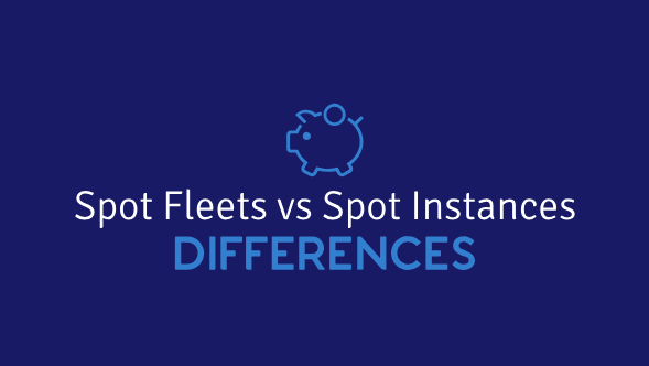 Spot fleet vs spot instances v1