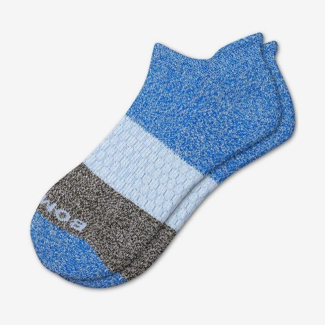 5f92b4bad08 blue sky hunter Men s Tri-Block Ankle Sock