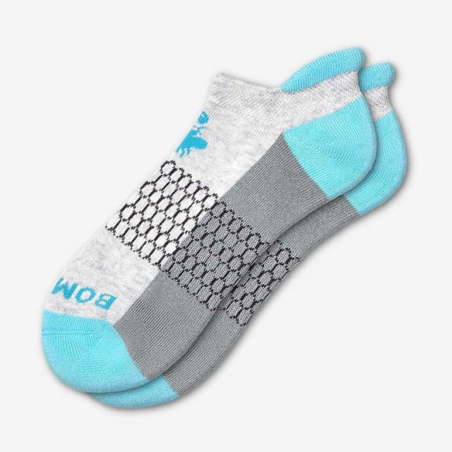 Grey And Ocean Blue Womens Originals Ankle
