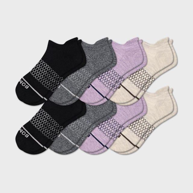 mixed Women s Merino Wool Ankle Sock 8-Pack 042059160