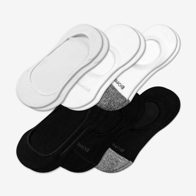 dbce9a08c mixed Women s Mixed No Show Sock 6-Pack