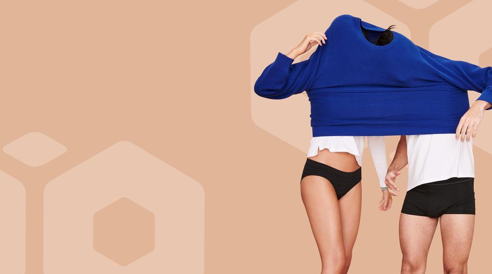 Introducing Bombas Underwear