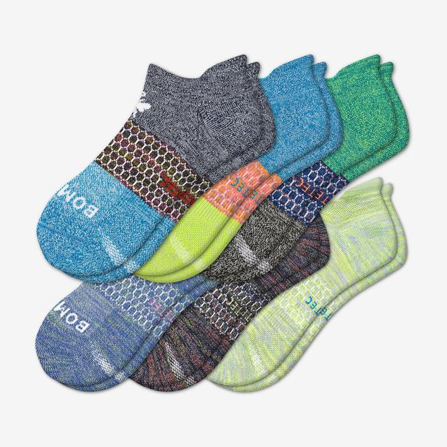 all-purpose-mix Men's All-Purpose Performance Ankle Sock 6-Pack