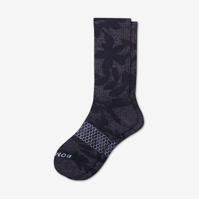 black-denim Women's Wild Wear Calf Socks