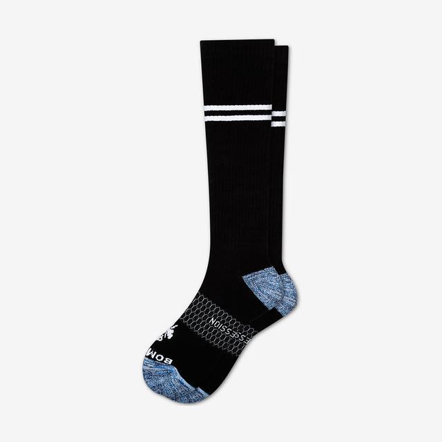black Women's Compression Socks