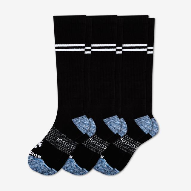 black Women's Compression Sock 3-Pack