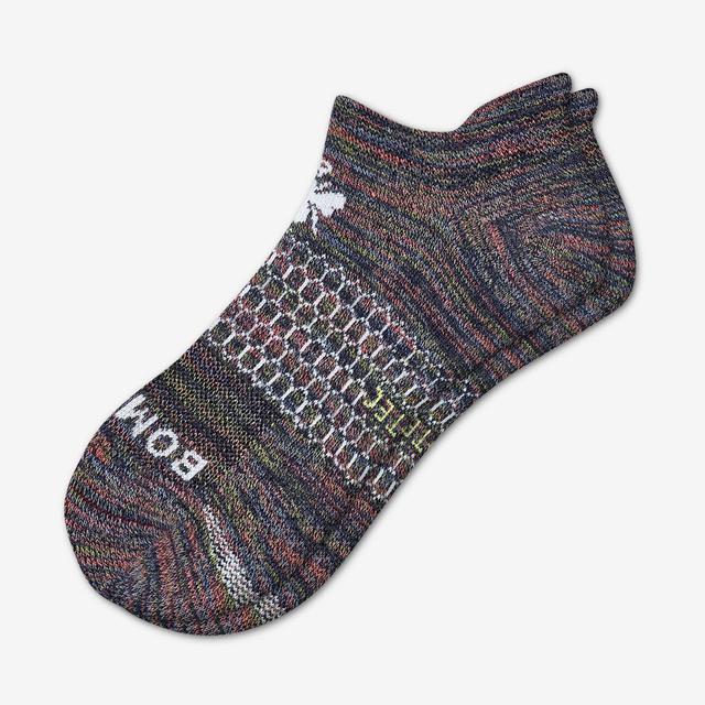 black-multi Women's All-Purpose Performance Ankle Socks