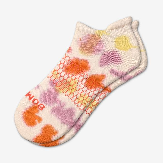 blaze-orange Women's Wild Wear Ankle Socks