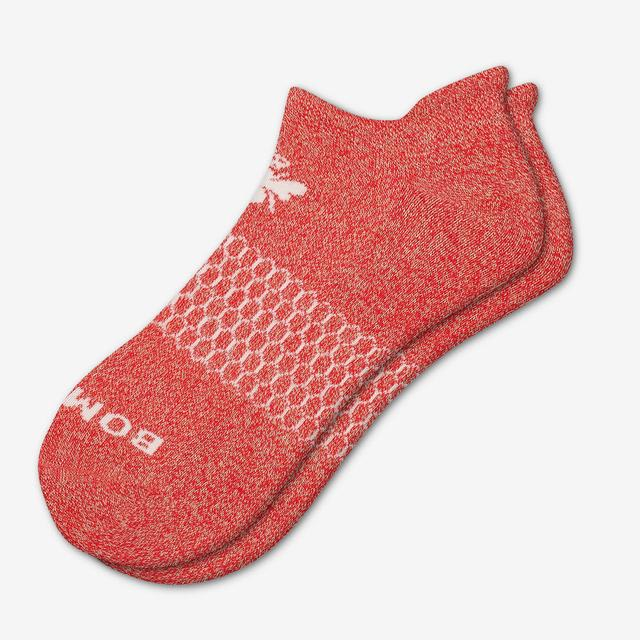 brick Bright Marls Ankle Sock