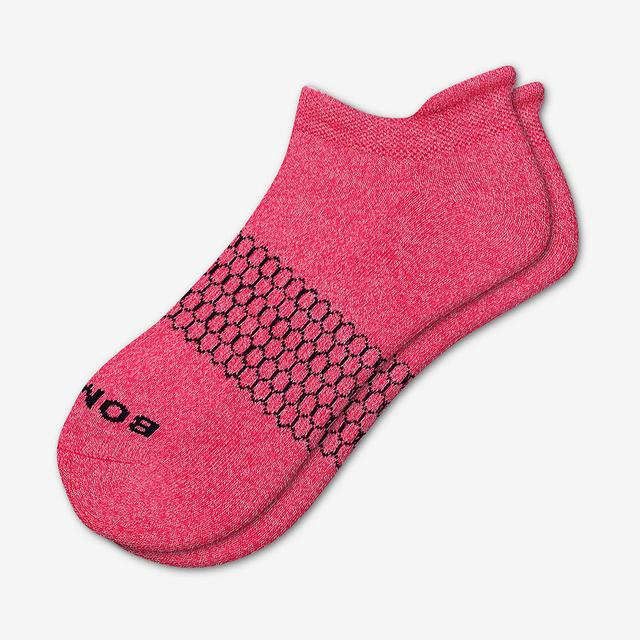 bubble-gum-rose Women's Classic Marls Ankle Socks