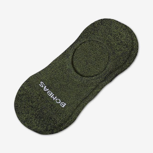 caper Men's Cushioned No Show Socks