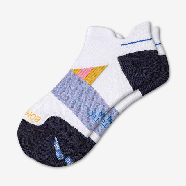 cornflower Women's Performance Running Ankle Socks