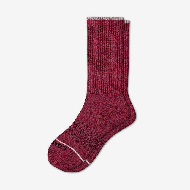 fig Men's Merino Wool Calf Socks